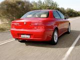 Photos of Alfa Romeo 156 2.5 V6 AU-spec 932A (2003–2005)