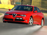 Photos of Alfa Romeo 156 GTA ZA-spec 932A (2003–2005)