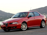 Photos of Alfa Romeo 156 Ti ZA-spec 932A (2004–2005)