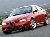Photos of Alfa Romeo 156 Ti ZA-spec 932A (2004–2005)