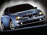 Photos of Alfa Romeo 156 932A (1997–2002)