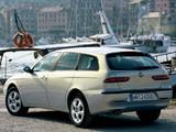 Photos of Alfa Romeo 156 Sportwagon 932B (2000–2002)