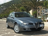 Photos of Alfa Romeo 156 Sportwagon 932B (2003–2005)
