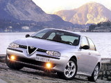 Pictures of Alfa Romeo 156 932A (1997–2002)
