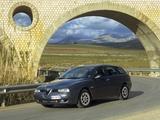 Pictures of Alfa Romeo 156 Sportwagon 932B (2002–2003)