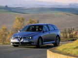 Pictures of Alfa Romeo 156 Sportwagon GTA 932B (2002–2005)