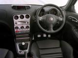 Pictures of Alfa Romeo 156 GTA AU-spec 932A (2002–2003)
