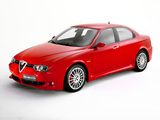 Pictures of Alfa Romeo 156 GTA 932A (2002–2005)