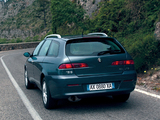 Pictures of Alfa Romeo 156 Sportwagon 932B (2003–2005)