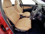 Pictures of Alfa Romeo 156 2.5 V6 AU-spec 932A (2003–2005)