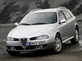 Pictures of Alfa Romeo 156 Crosswagon Q4 932B (2004–2007)
