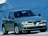 Pictures of Alfa Romeo 156 Sportwagon 932B (2000–2002)