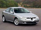 Alfa Romeo 156 AU-spec 932A (2002–2003) wallpapers