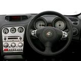 Alfa Romeo 156 UK-spec 932A (2002–2003) wallpapers