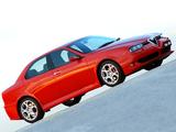 Alfa Romeo 156 GTA ZA-spec 932A (2003–2005) wallpapers