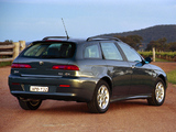 Alfa Romeo 156 Sportwagon AU-spec 932B (2003–2005) wallpapers