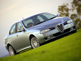 Alfa Romeo 156 2.0 JTS AU-spec 932A (2003–2005) wallpapers