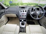 Alfa Romeo 156 2.4 JTD AU-spec 932A (2003–2005) wallpapers