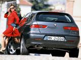 Alfa Romeo 156 Sportwagon 932B (2000–2002) wallpapers