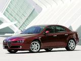 Alfa Romeo 159 3.2 JTS Q4 939A (2005–2008) images