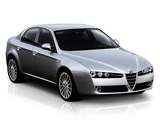 Alfa Romeo 159 3.2 JTS Q4 939A (2005–2008) pictures