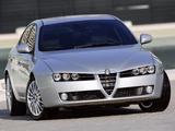 Alfa Romeo 159 939A (2005–2008) wallpapers