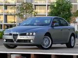 Alfa Romeo 159 2.4 JTDm AU-spec 939A (2006–2008) images