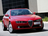 Alfa Romeo 159 ZA-spec 939A (2006–2008) photos