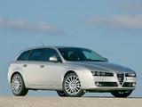 Alfa Romeo 159 Sportwagon 939B (2006–2008) pictures