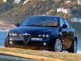 Alfa Romeo 159 2.2 JTS AU-spec 939A (2006–2008) pictures