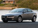 Alfa Romeo 159 2.4 JTDm AU-spec 939A (2006–2008) pictures
