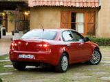 Alfa Romeo 159 ZA-spec 939A (2006–2008) pictures