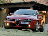 Alfa Romeo 159 ZA-spec 939A (2006–2008) wallpapers