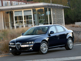 Alfa Romeo 159 2.2 JTS AU-spec 939A (2006–2008) wallpapers