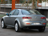 Alfa Romeo 159 2.4 JTDm AU-spec 939A (2006–2008) wallpapers