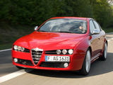 Alfa Romeo 159 Ti 939A (2007–2008) photos