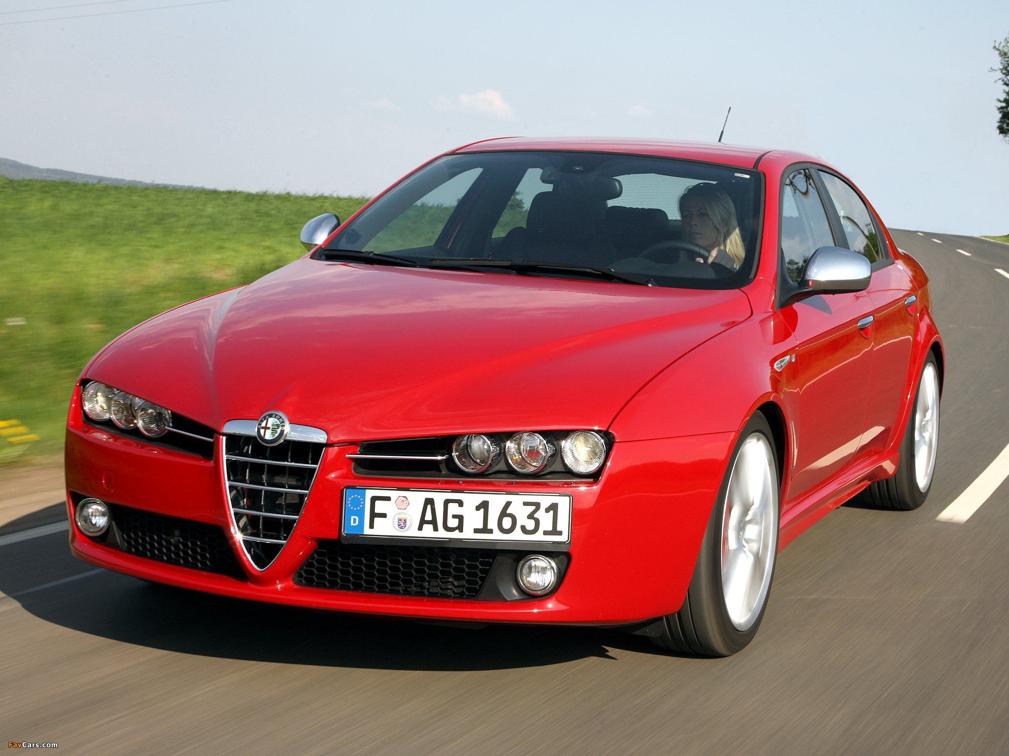Alfa Romeo 159 Ti 939a 2007 2008 Photos 2048x1536