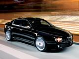 Alfa Romeo 159 Ti 939A (2007–2008) pictures