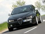Alfa Romeo 159 Sportwagon Ti 939B (2007–2008) pictures