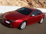Alfa Romeo 159 Ti 939A (2008–2011) images