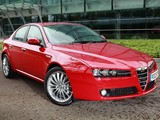 Alfa Romeo 159 UK-spec 939A (2008–2011) images