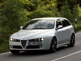 Alfa Romeo 159 Sportwagon Ti 939B (2008–2011) images