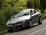 Alfa Romeo 159 939A (2008–2011) images