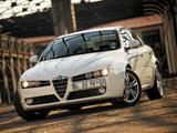 Alfa Romeo 159 ZA-spec 939A (2008–2011) photos