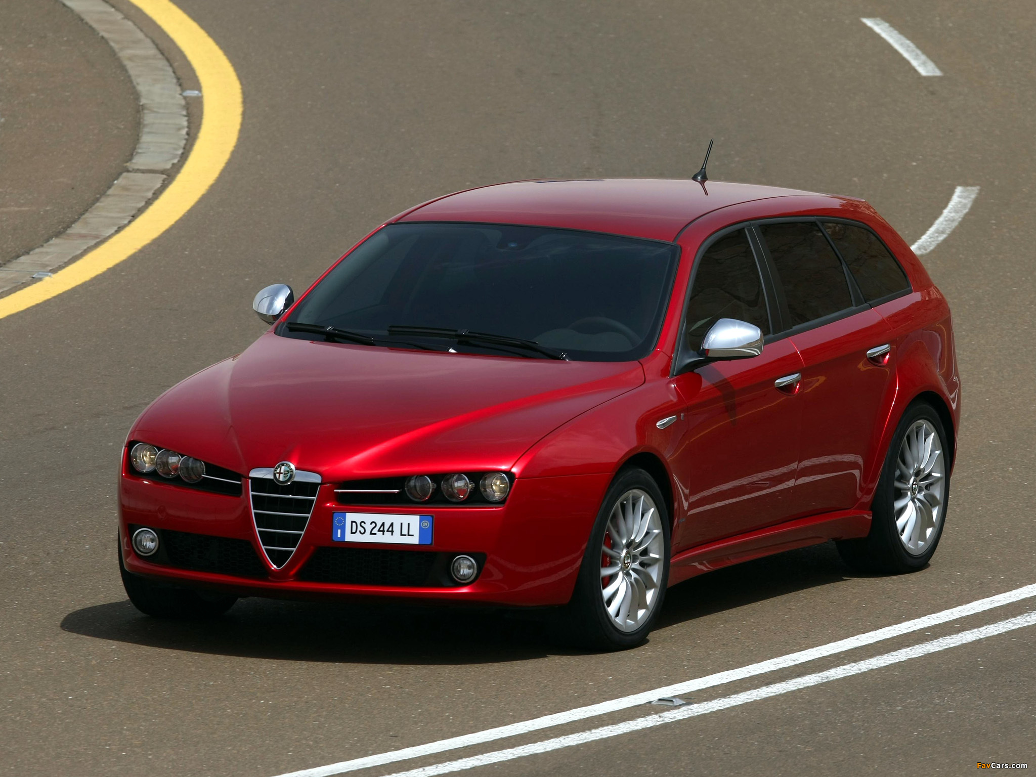 alfa romeo 159 sportwagon ti 939b 2008 2011 photos 2048x1536. Black Bedroom Furniture Sets. Home Design Ideas