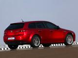Alfa Romeo 159 Sportwagon Ti 939B (2008–2011) photos