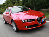 Alfa Romeo 159 UK-spec 939A (2008–2011) photos
