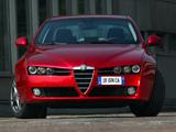 Alfa Romeo 159 939A (2008–2011) pictures
