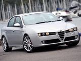 Alfa Romeo 159 Ti AU-spec 939A (2008–2011) pictures
