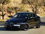 Alfa Romeo 159 Ti ZA-spec 939A (2008–2011) wallpapers